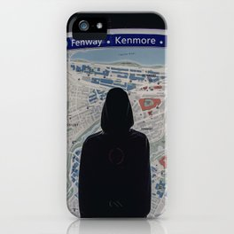 Dark Kenmore iPhone Case