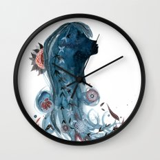SPROUT AND THE BEAN Wall Clock
