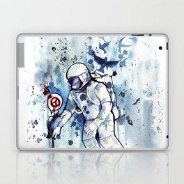 Heretic Astronut Laptop & iPad Skin
