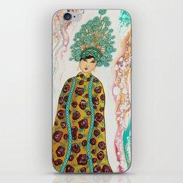 Victoress iPhone Skin