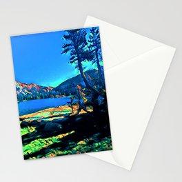 Lake Smedberg Stationery Cards