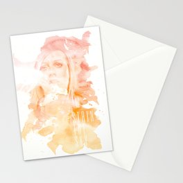 Stain The Sky Stationery Cards