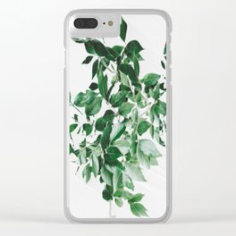 Seed Dreams Clear iPhone Case