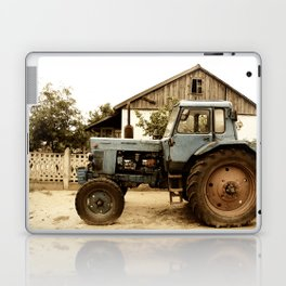 Old Tractor Laptop & iPad Skin