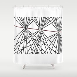 Obliquity 2 Shower Curtain 4 By Bill Murray