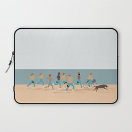 life aquatic poster Laptop Sleeve