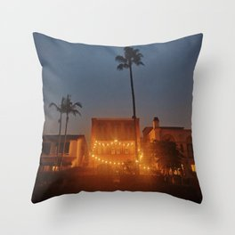 Venice Canals, Los Angeles, CA  Throw Pillow