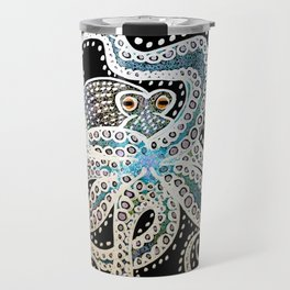 Open-hearted Octopus Travel Mug