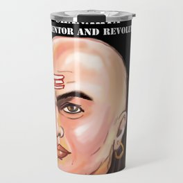 Chanakya - Great mentor and revolutioner Travel Mug