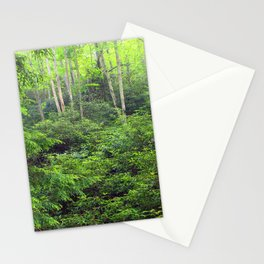 Forest 8 Stationery Cards