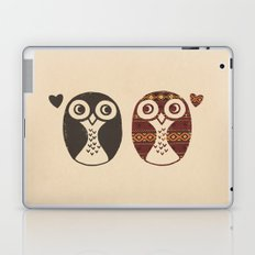 Opposites Attract Laptop & iPad Skin
