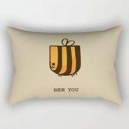 Bee You Rectangular Pillow