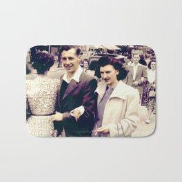 REG - MAUD, BLACKPOOL 1948 2 Bath Mat