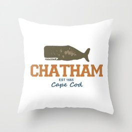 Chatham, Codders Throw Pillow