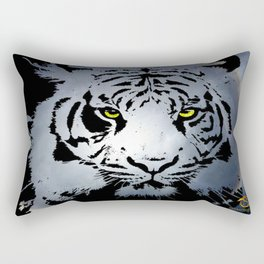 Heart of the Cat Rectangular Pillow