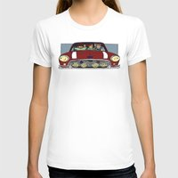 cargline T-shirts featuring Road Trip by cargline
