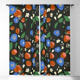Orange Farm - FV Pattern Collection Blackout Curtain