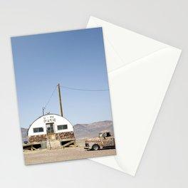 We Wash Arizona desert Stationery Cards