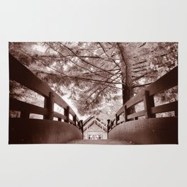 Sepia Bridge Rug