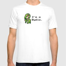 I'm A Rydia (not a Carrie) SMALL White Mens Fitted Tee