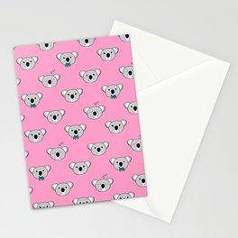 Koala Cuddles Stationery Cards