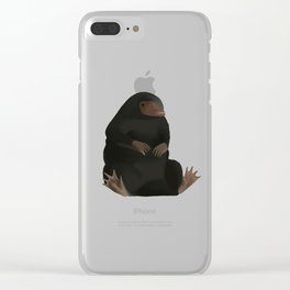 The Niffler Clear iPhone Case