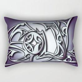 soul print Rectangular Pillow
