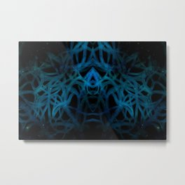 blue spirit Metal Print