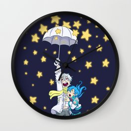 DMMd :: The stars are falling Wall Clock