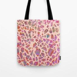 Graphic Terrazzo II Tote Bag