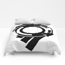 Ghost in the Shell - Symbol Comforters