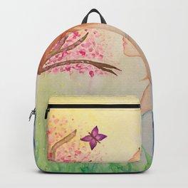 Never Look Back Backpack