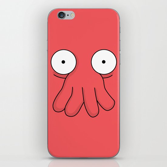 Dr. Zoidberg iPhone & iPod Skin