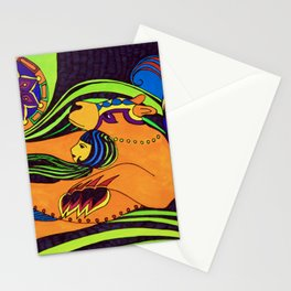 Spirit Bear Stationery Cards