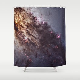 Space XpD Shower Curtain