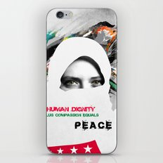 Freedom For Syria iPhone & iPod Skin
