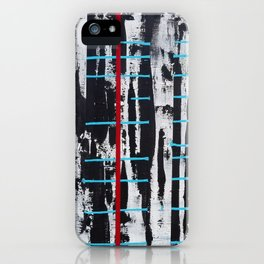 """""""Controlled Chaos"""" iPhone Case"""