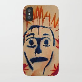 Humans and nature  iPhone Case