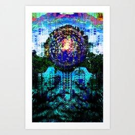 Eternal A-Side Art Print