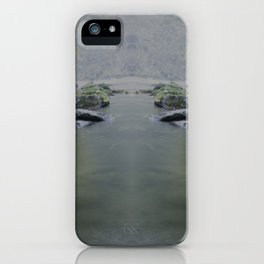 Tree on the Mckenzie River iPhone Case