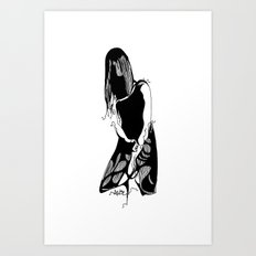 4L1..2 Art Print