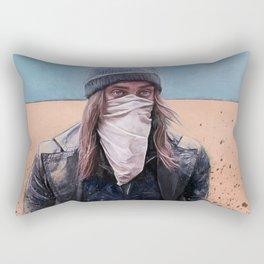 Jesus Saves - The Walking Dead Rectangular Pillow