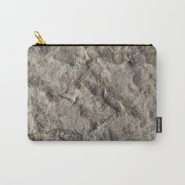 Rock Face Design Carry-All Pouch