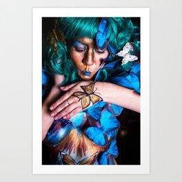 Butterfly II. Art Print