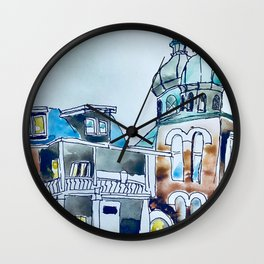 384 Bathurst Toronto Wall Clock