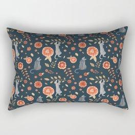It's a cats' world! Rectangular Pillow