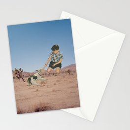 Push and Pull Stationery Cards