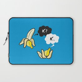 The Fault in Our Potassium Levels Laptop Sleeve