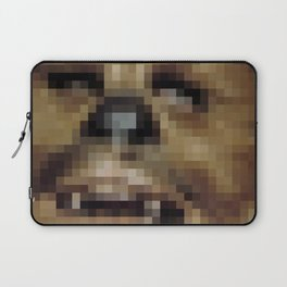 Pixel Chewbacca Laptop Sleeve