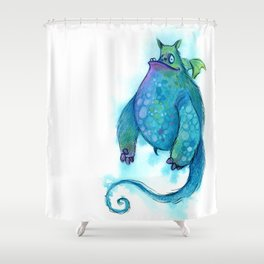 Fred Shower Curtain